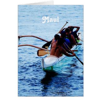 Maui Sports Card
