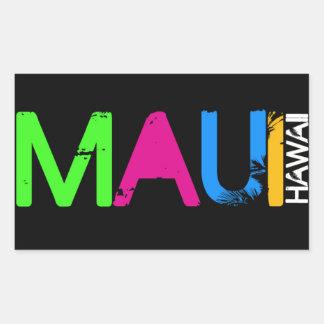 Maui Stickers