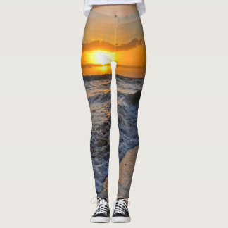 Maui Sunset Leggings