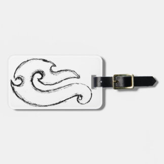 Mauis hook luggage tag