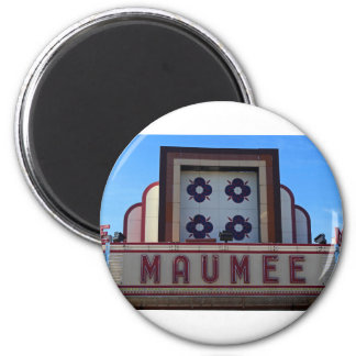 Maumee Theatre Marquee Magnet