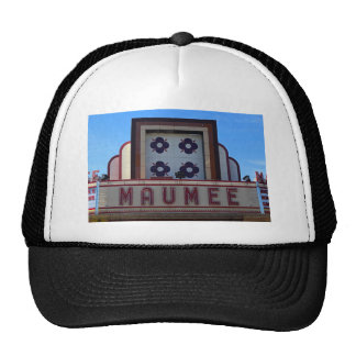 Maumee Theatre Marquee Trucker Hat