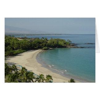 Mauna Kea Beach Card