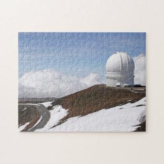 Mauna Kea Observatory Jigsaw Puzzle