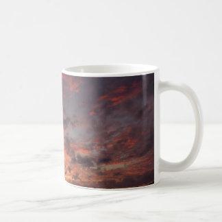 Maungaraki Sunset Coffee Mug