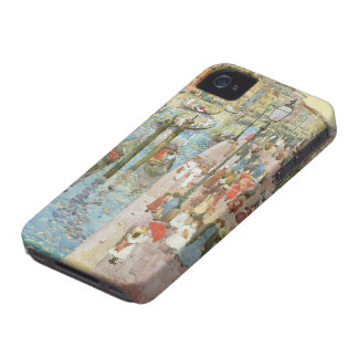 Maurice Prendergast The Grand Canal, Venice iPhone 4 Case-Mate Case
