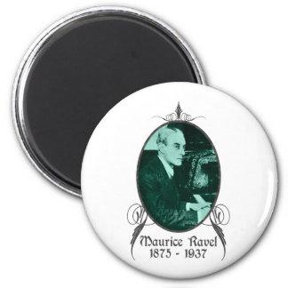 Maurice Ravel Magnet