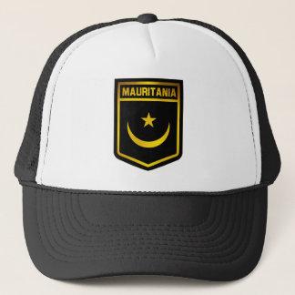 Mauritania Emblem Trucker Hat
