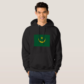 Mauritania Flag Hoodie