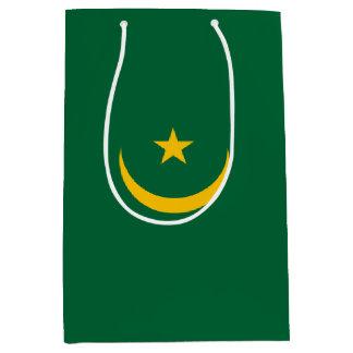 Mauritania Flag Medium Gift Bag