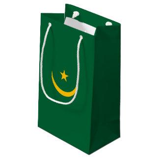 Mauritania Flag Small Gift Bag