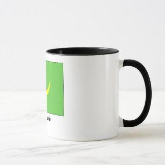 Mauritania Mug