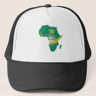 Mauritania Trucker Hat