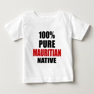 MAURITIAN NATIVE BABY T-Shirt