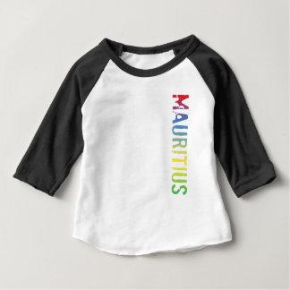 Mauritius Baby T-Shirt