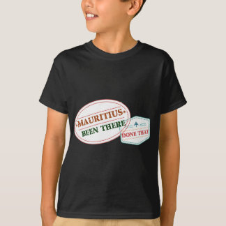 Mauritius Been There Done That T-Shirt