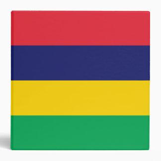 Mauritius Flag Binders