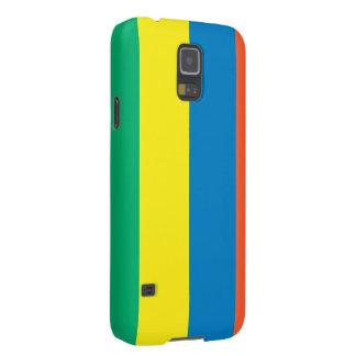Mauritius Flag Galaxy S5 Cover