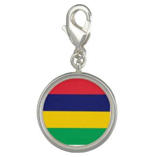 Mauritius Flag Charms