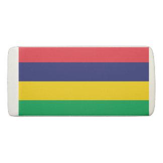 Mauritius Flag Eraser
