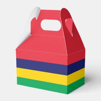 Mauritius Flag Favor Box