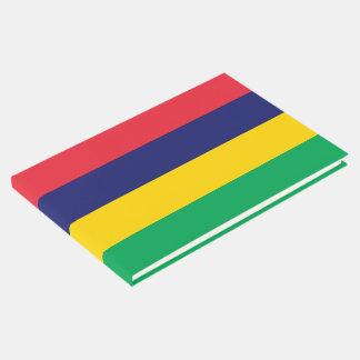 Mauritius Flag Guest Book