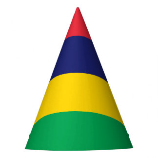 Mauritius Flag Party Hat