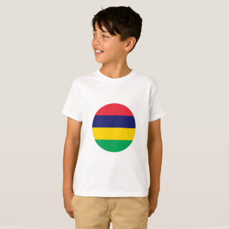 Mauritius Flag T-Shirt