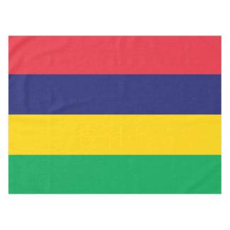 Mauritius Flag Tablecloth