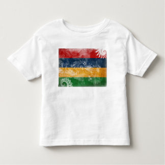 Mauritius Flag Toddler T-shirt