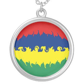 Mauritius Gnarly Flag Jewelry