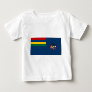 Mauritius Government Ensign Baby T-Shirt