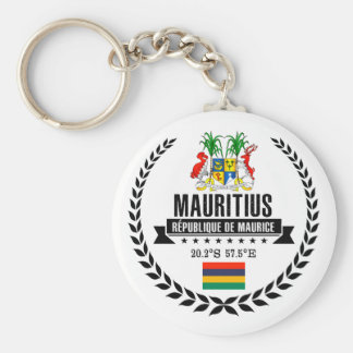 Mauritius Keychain
