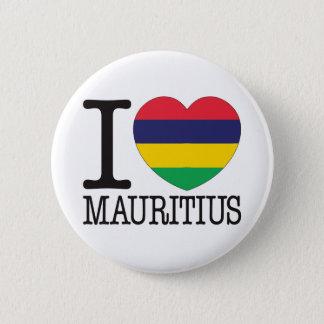 Mauritius Love v2 2 Inch Round Button