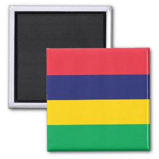Mauritius – Mauritian Flag Magnet