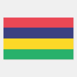Mauritius – Mauritian Flag Sticker