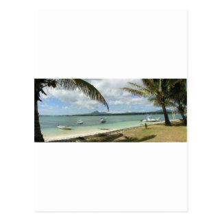 Mauritius Paradise Postcard