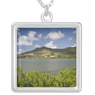 Mauritius, Southern Mauritius, Grand Sable, Silver Plated Necklace