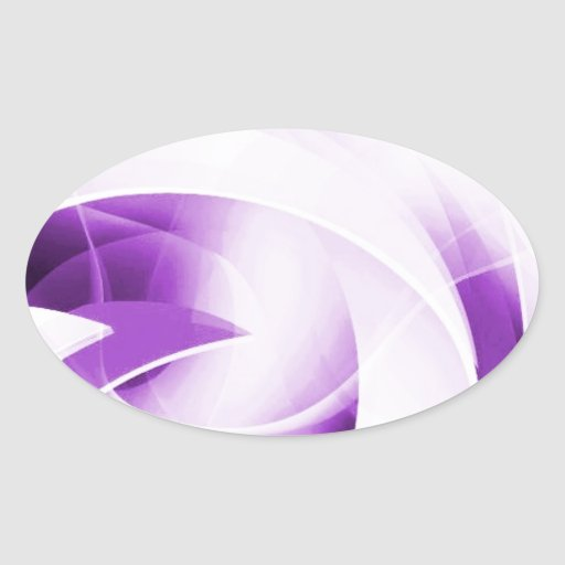 MAUVE PURPLE INDIGO COLORFUL ABSTRACT BACKGROUND V STICKERS