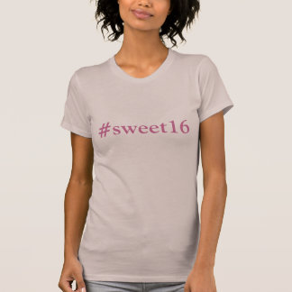 Mauve #sweet16 T-Shirt