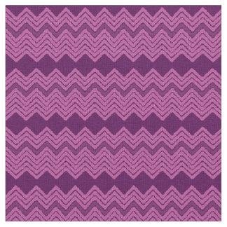 Mauve Waves Fabric