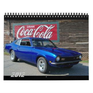 Mavericks and Comets 2012 Wall Calendars