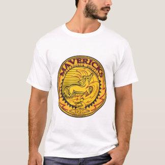 MAVERICKS HALF MOON BAY CALIFORNIA SURFING T-Shirt