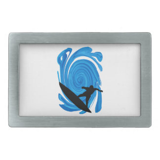 Mavericks Rising Belt Buckle