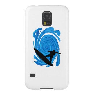 Mavericks Rising Galaxy S5 Cover