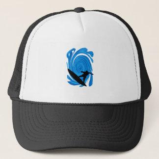 Mavericks Rising Trucker Hat