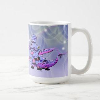 MAVILLA 2 ALIEN MONSTER 15 oz Classic White Mug