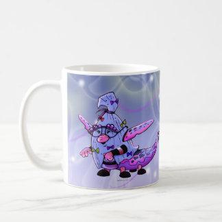 MAVILLA ALIEN MONSTER 11 oz Classic White Mug