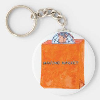 Mavuno Market keychain