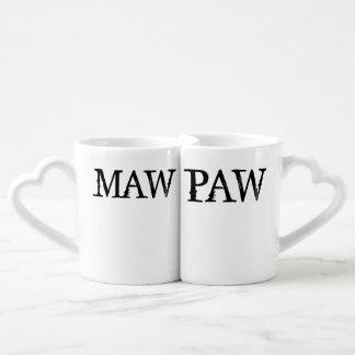 Maw & Paw Mugs